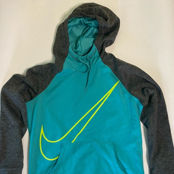 Light Blue & Grey Medium Nike Sweater